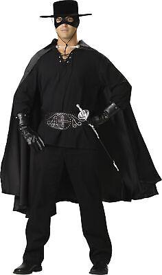Bandido Elite Sammlung Erwachsene Herren Kostüm Zorro Bandit - Herren Zorro Kostüme