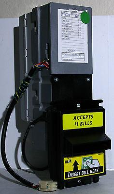 Mars Mei Vfm1 Vfm3 Upgrade Vn2501u3 Dollar Bill Acceptor Validator 110vac New