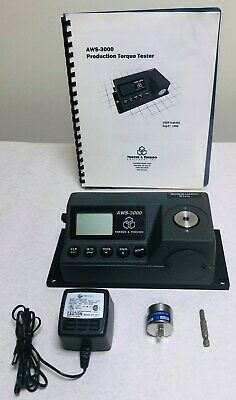 Aws-3005 Torque Tester 14 Drive 5-50 Lb.in. New