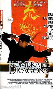 L' ombra del Dragone (2000) VHS CVC Michael BIEHN - Italia - L'oggetto può essere restituito - Italia