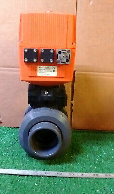 1 Used Georg Fischer Ea21 198150182 Actuator Wdn50 Valve Make Offer
