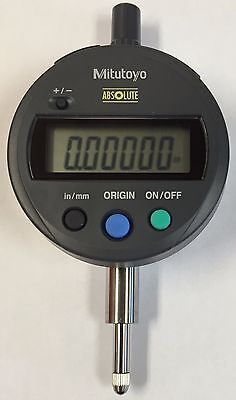 Mitutoyo 543-792b Absolute Digimatic Indicator 0-.512.7mm Range .00050.001
