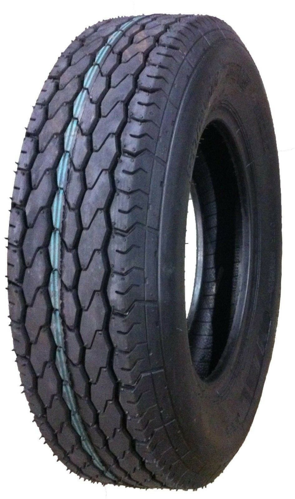 One New Trailer Tire Free Country ST175/80D13 Bias 6PR Load Range C
