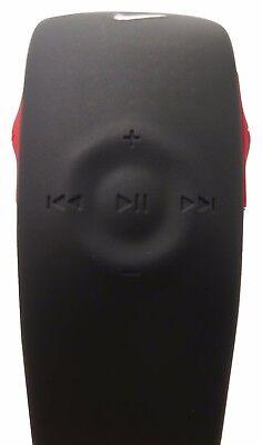 Nike AMP+ WM0030 Black/Gray Ipod Nano Remote Controller Watch Ipod Nano Remote