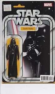Star Wars Darth Vader #1 Action Figure Variant Cover Prince George British Columbia image 1