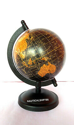 Nautical Collectible Tadble World Globe Authentic Model office Decor Gift