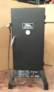 Master built sportsman elite propane smoker 200 obo