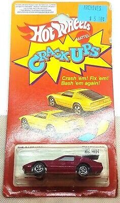L@@K! its ACME - VINTAGE HOTWHEELS - 1983 CRACK UPS - SMASH HIT