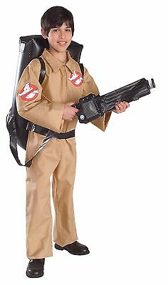 Rubie's Costume Kids Ghostbusters Costume Movie Halloween Movie Children - Childs Ghostbuster Costume