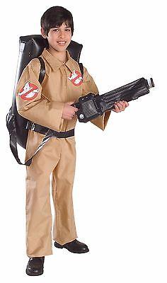 Rubie's Kinderkostüme Ghostbuster Kostüm Film Halloween Film Kinder 884320