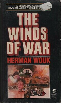 The Winds of War Herman Wouk mass-market paperback acceptable condition Pocket