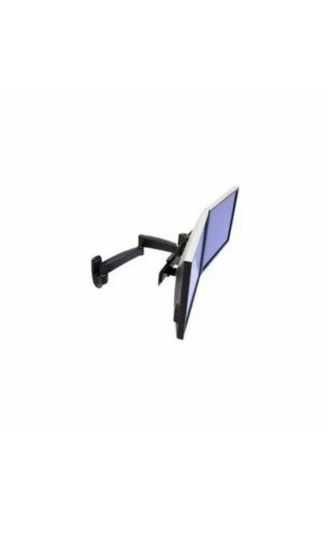 ERGOTRON 45-231-200  200 SERIES DUAL MONITOR ARM WALL MOUNT.MOUNT MONITORS TO...