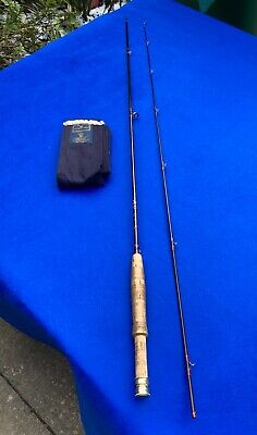 HARDY DELUXE CLASSIC FLY ROD 2 PIECE 7' 6'' Line 4/5