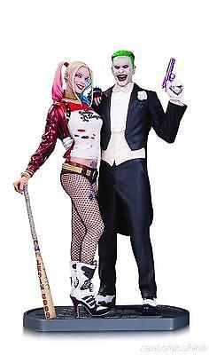 Joker & Harley Quinn Suicide Squad Movie 13.25 Inch DC Statue 2017