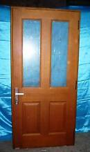 FACT 2ND CEDAR SINGLE DOOR, 970Wx2080H, STAINED & OILED, Vineyard Hawkesbury Area Preview