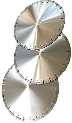3pk 24 Diamond Blade 4 Cc813h Cc811 Mk-5010 5013g Bbl7247 Block Saw