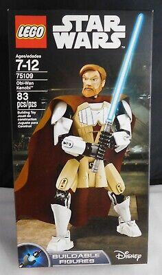 LEGO Star Wars Obi-Wan Kenobi Buildable Figure 75109 Brand New - Retired!