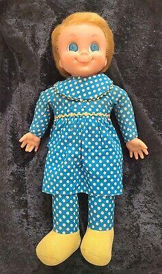 Mrs. Beasley, Family Affair, 1967 Mattel doll, pull string does not work, no...