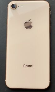 iPhone 8 64gb Gold with warranty and Apple watch