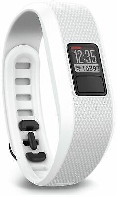 Garmin Vivofit 3 Medium Sleep & Activity Tracker - White