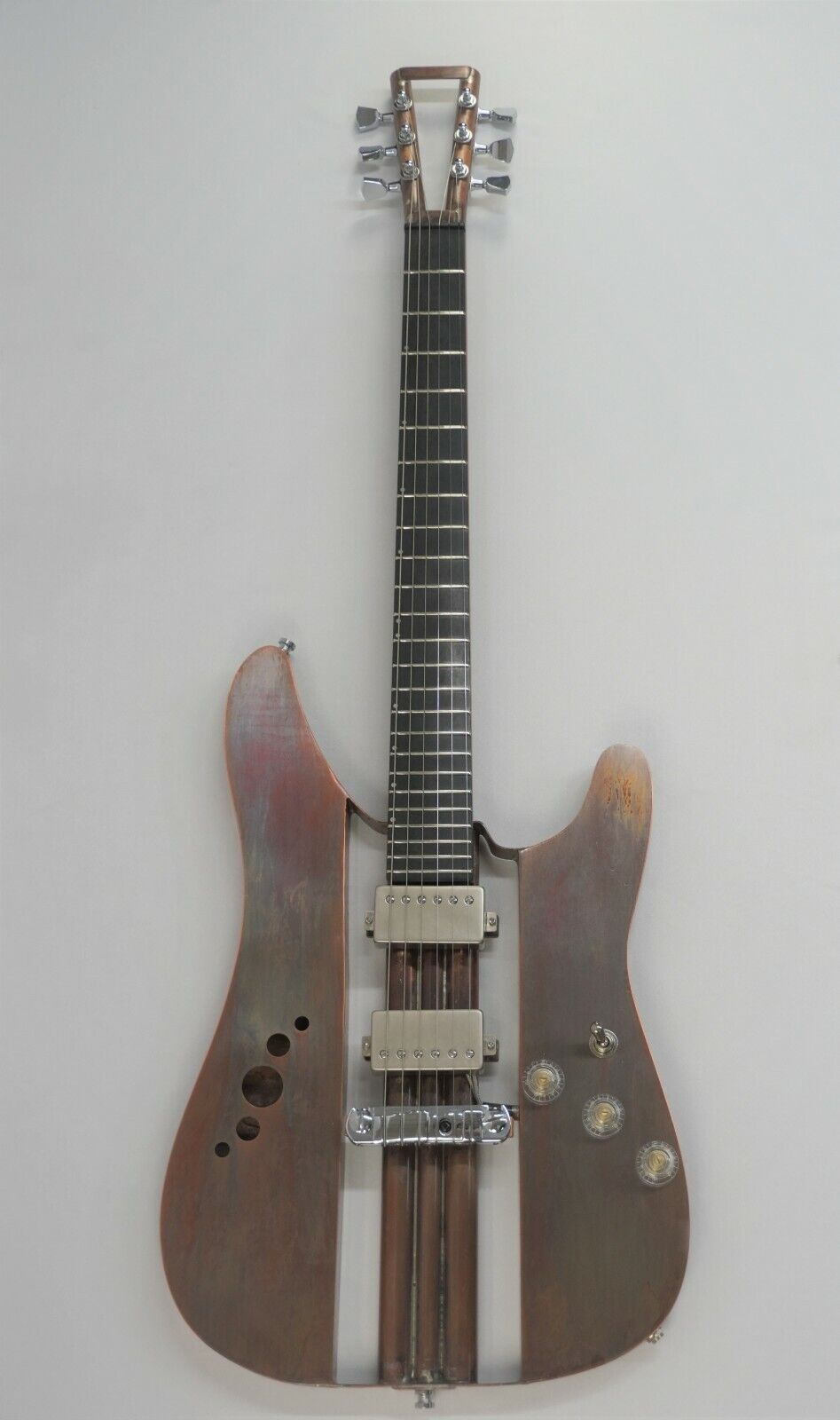 Toneacane USA Copper Custom Electric Guitar Limited Series 011 Of 100 - $475.00