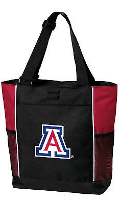 Arizona Wildcats Tote Bag OFFICIAL UA TRAVEL BEACH POOL (Arizona Wildcats Pool)