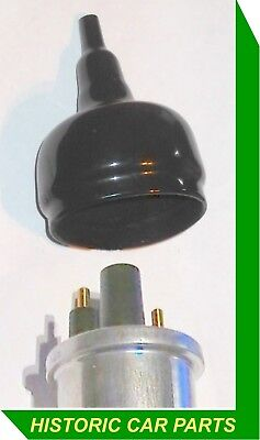 Supple PLASTIC IGNITION COIL COVER for protects Top Hi & Lo Tension Leads