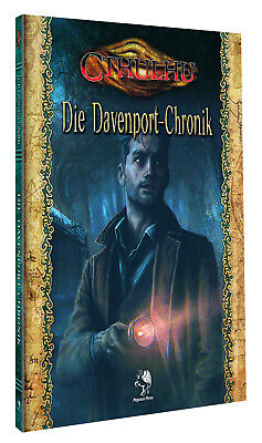 Cthulhu: Die Davenport-Chronik  - ABENTEUER - Softcover - Pegasus Press #40058G
