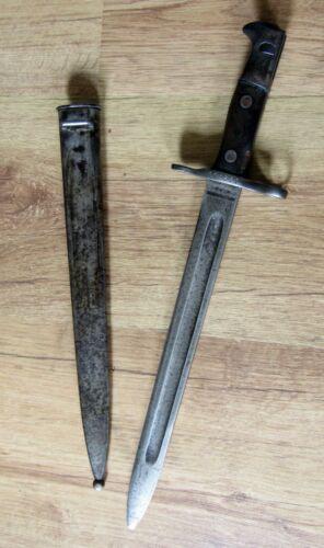 SWISS ARMY KNIFE BAYO, Maschinenfabrik Bern M 1889, Dolch, Bajonett, dagger
