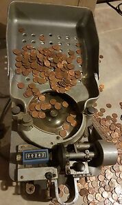 HALF PRICE Laniel Automatic Coin Counter - Commercial Grade