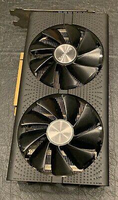 SAPPHIRE AMD RX 580 GRAPHICS CARD