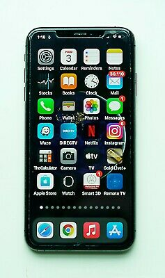 Apple iPhone XS Max - 512GB - Space Gray (AT&T) LOCKED