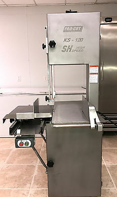 Pro- Cut Ks-120 High Speed Meat Band Saw