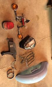 Yamaha Roadstar 1600/1700 OEM parts ($10 and up)
