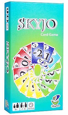SKYJO, von Magilano - Das unterhaltsame Kartenspiel für Jung und Alt. ()