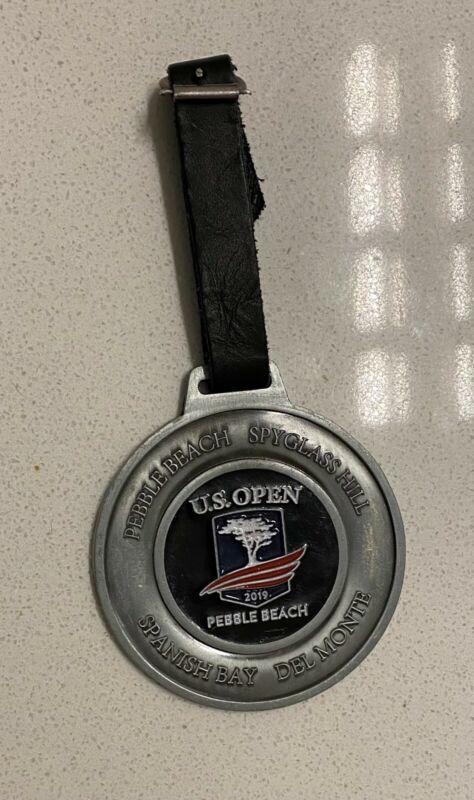 U.S. Open 2019 Pebble Beach Golf Bag Tag