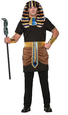 Pharaoh Adult Men's Costume Headpiece Collar Halloween Dress Up Forum Novelties