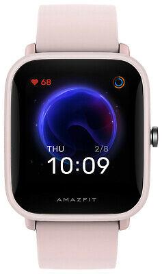 AMAZFIT Bip U Pro, Smartwatch, 85 mm + 120 mm, Pink
