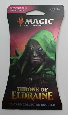 Throne of Eldraine Sealed Collectors Booster Pack x 12 = Booster Box MTG Magic