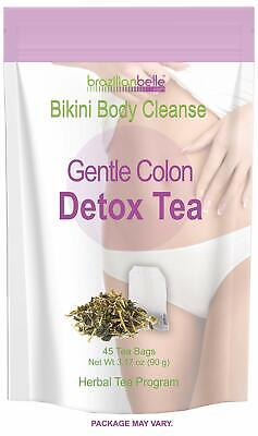 Bikini Body Colon Cleanse Tea- Best Nighttime Detox Tea on