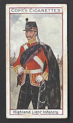 COPE - EMINENT BRITISH REGIMENTS OFFICERS (SCANDINAVIAN) - #5 HIGHLAND LIGHT