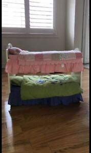 FITS AMERICAN GIRL BUNK BED AND MAPLELEA BEDDING SETS