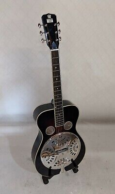 Recording King RR-50-VS Professional Round Neck Resonator Guitar