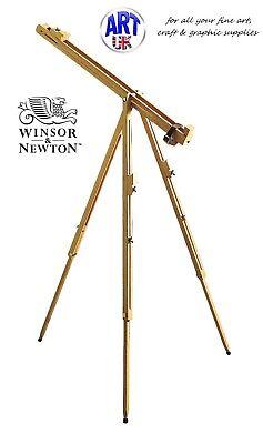 Winsor & Newton Dart Beechwood Sketching Field Easel watercolour artist painter