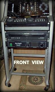 SELLING: 1 x PORTABLE ... DJ - TECH Imix + Party Kit SYSTEM Gympie Gympie Area Preview