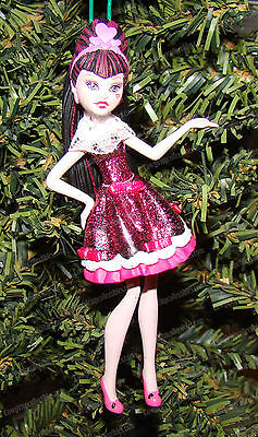 Draculaura (Monster High) Ornament (Mattel by Hallmark Keepsake, QXI3221) 2016