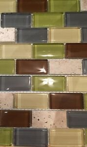 Backsplash tile ( $6.00 a tile)