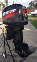 60hp mercury AS NEW CONDITION Forrestdale Armadale Area Preview