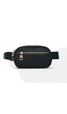 Zara Crossbody Bag. Blue Camo