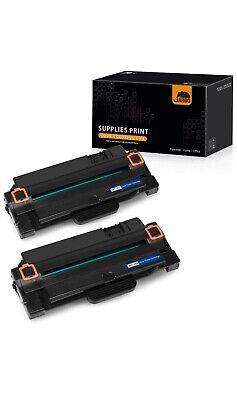 JARBO Compatible for Samsung MLT-D105L (2 pack of Black)